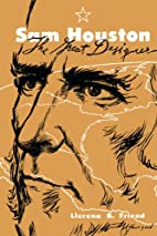 Sam Houston, the great designer by Llerena…
