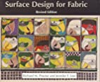 Surface Design for Fabric by Richard M.…