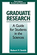 Graduate Research: A Guide for Students in…