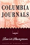 Thompson, David: Columbia Journals
