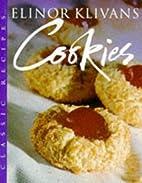 Cookies (Master Chefs) by Elinor Klivans