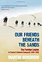 Our Friends Beneath the Sands: The Foreign…