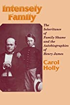 Intensely Family: The inheritance of family…