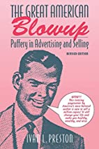 The Great American Blow-Up: Puffery in…
