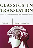 MacKendric, Paul L.: Classics in Translation