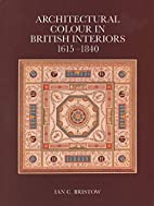 Architectural Colour in British Interiors,…
