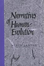 Narratives of human evolution by Misia…