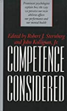 Competence Considered by John Kolligian