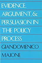 Evidence, Argument, and Persuasion in the…