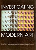Investigating Modern Art by Liz Dawtrey