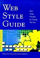 Web Style Guide: Basic Design Principles for…