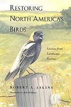 Restoring North America's Birds: Lessons…