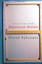 Interviews with American Artists by David…