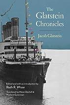 The Glatstein Chronicles (New Yiddish…