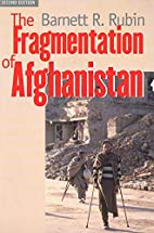 The Fragmentation of Afghanistan: State…