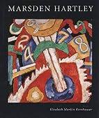 Marsden Hartley: American Modernist by…