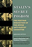 Rubenstein, Joshua: Stalin&#39;s Secret Pogrom: The Postwar Inquisition of the Jewish Anti-facist Committee