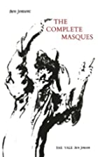 Ben Jonson: The Complete Masques (The Yale…
