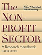 The Nonprofit Sector: A Research Handbook,…