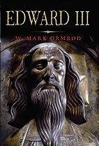 Edward III by W. Mark Ormrod