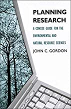 Planning Research: A Concise Guide for the…