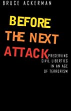 Before the Next Attack: Preserving Civil…