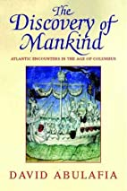 The Discovery of Mankind: Atlantic…