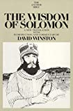 Winston, David: The Wisdom of Solomon: A New Translation With Introduction and Commentary