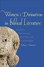 Women's Divination in Biblical…