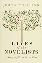 The Lives of the Novelists: a history of…