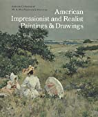 American Impressionist and Realist Paintings…