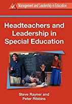 Headteachers and Leadership in Special…