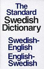 Standard Swedish Dictionary by Bo Svensen