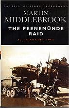 Cassell Military Classics: The Peenemunde…