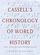 Cassell's Chronology of World History:…