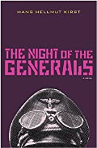 The Night of the Generals by Hans Hellmut…
