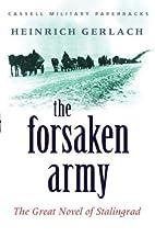 The Forsaken Army: The Great Novel of…