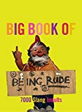 Green, Jonathon: The Big Book of Being Rude: 7000 Slang Insults (Reference)