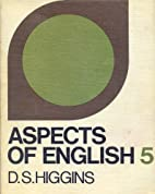 Aspects of English: Bk. 5 by D.Sydney…