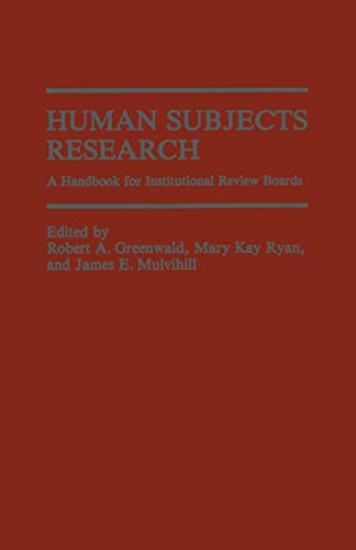 human-subjects-research-a-handbook-for-institutional-review-boards