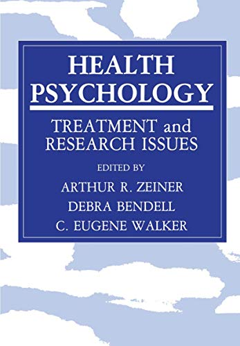health-psychology-treatment-and-research-issues