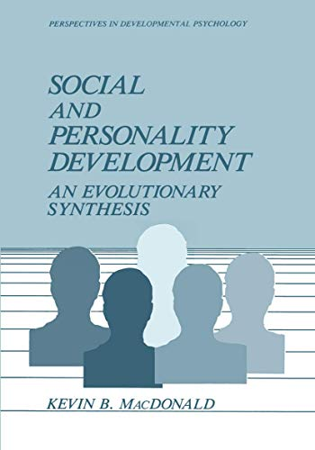 social-and-personality-development-an-evolutionary-synthesis-perspectives-in-developmental-psychology