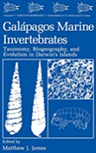 Galápagos Marine Invertebrates: Taxonomy,…
