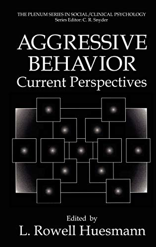 aggressive-behavior-current-perspectives-the-springer-series-in-social-clinical-psychology