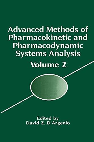 advanced-methods-of-pharmacokinetic-and-pharmacodynamic-systems-analysis-volume-2