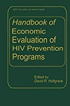 Handbook of Economic Evaluation of HIV…