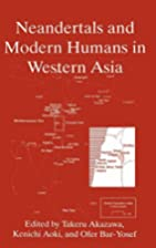 Neandertals and Modern Humans in Western…