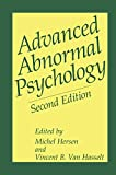 Hersen, Michel: Advanced Abnormal Psychology