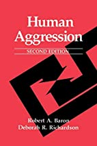 Human Aggression (Perspectives in Social…