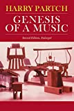 Partch, Harry: Genesis of a Music: An Account of a Creative Work, Its Roots and Its Fulfillments
